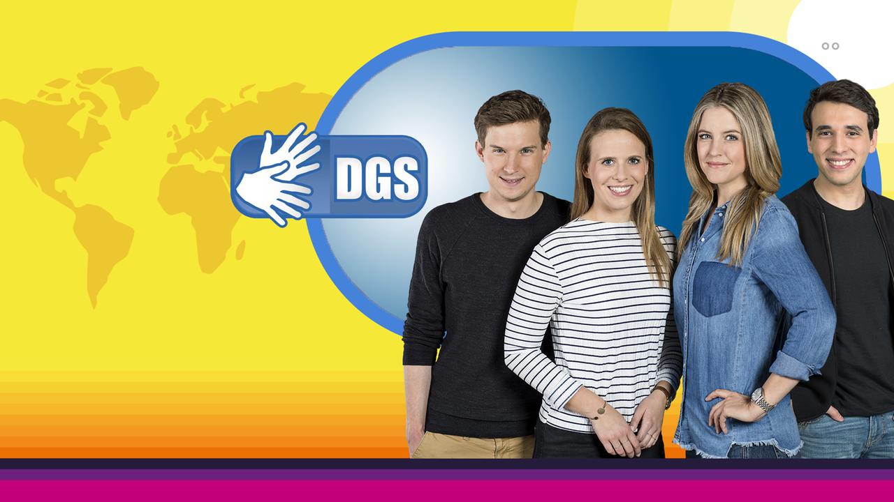 logo!-Nachrichten für Kinder mit Deutscher Gebärdensprache ...