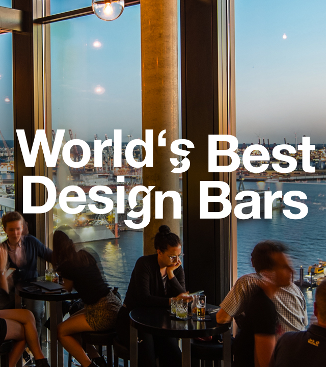 Sendungsteaser - World's Best Design Bars