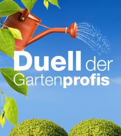 Duell der Gartenprofis on tour