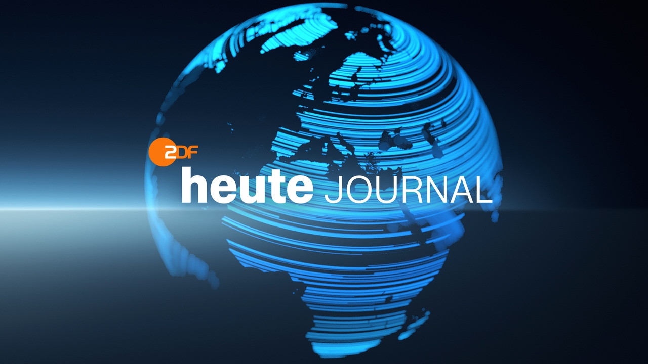 zdf heute journal live