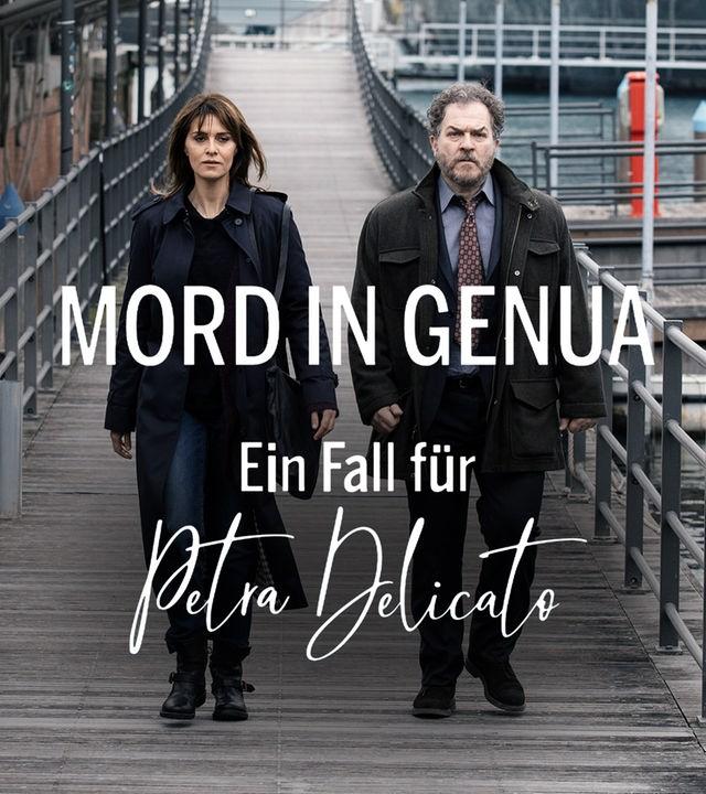 Sendungsteaser Mord in Genua - Ein Fall für Petra Delicato
