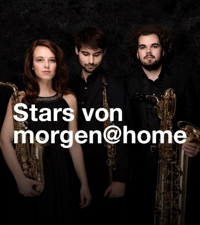 Stars von morgen@home