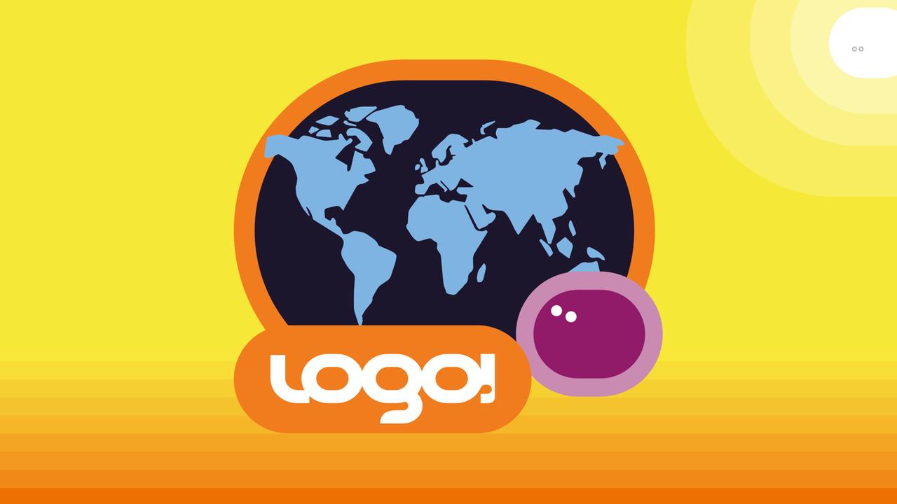 logo die kindernachrichten des zdf