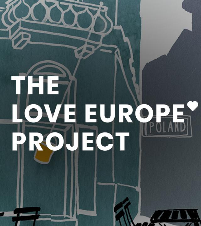 Sendungsteaser - The Love Europe Projekt