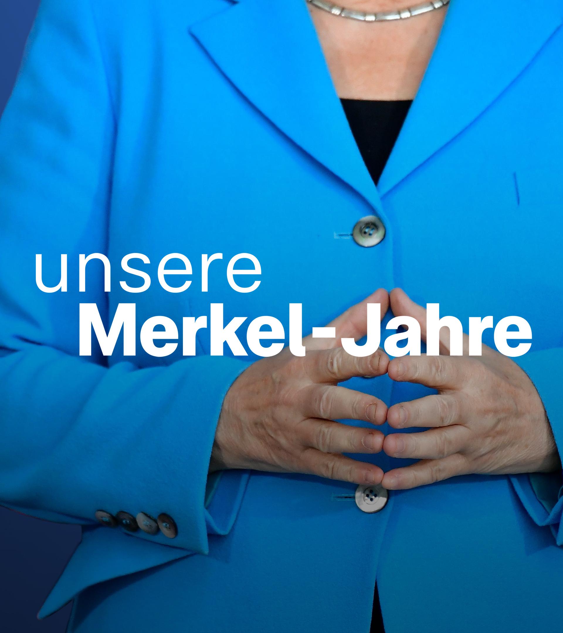 unsere Merkel-Jahre