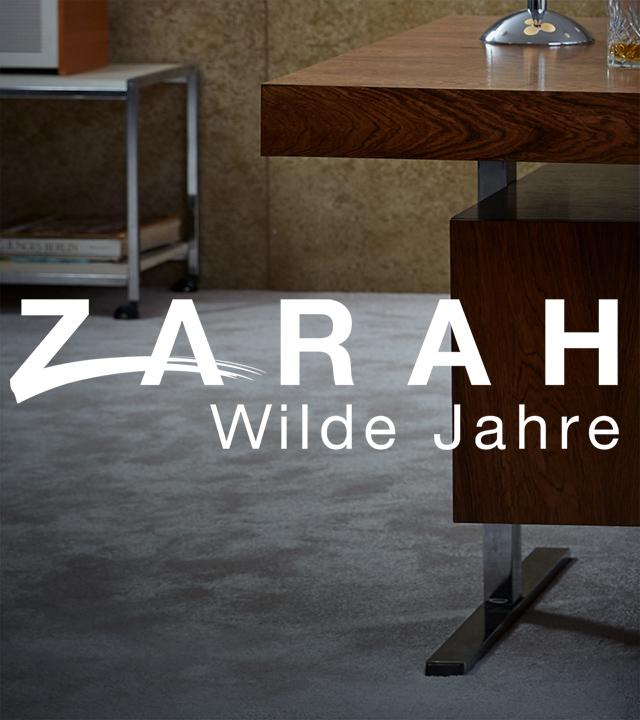 Zarah – Wilde Jahre