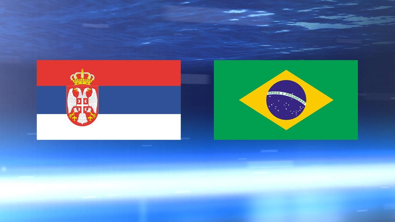 Wm Brasilien Serbien