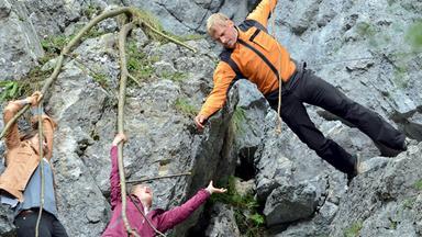 Die Bergretter - Die Bergretter: Sicht Gleich Null (1)