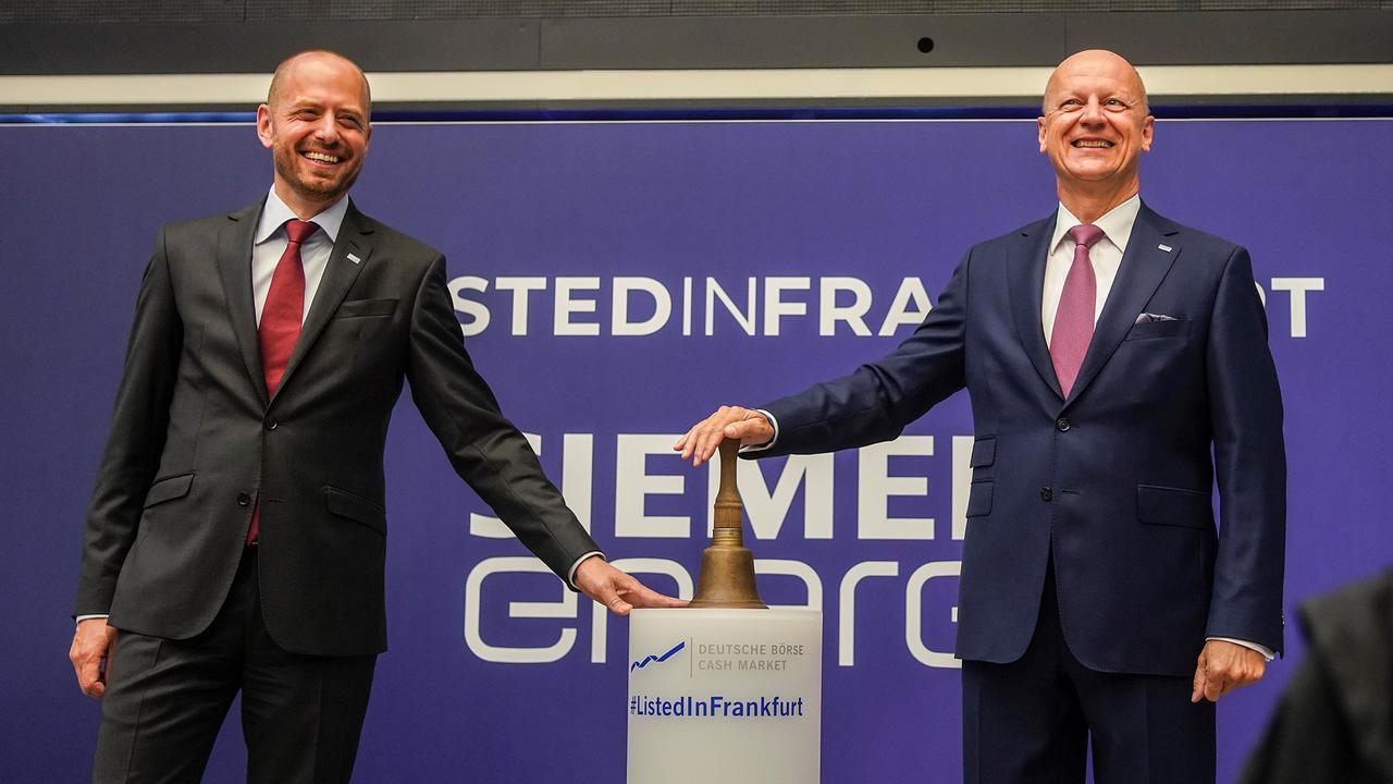 Boerse Siemens