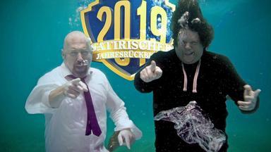 Frontal 21 - Der Satirische Jahresrückblick 2019