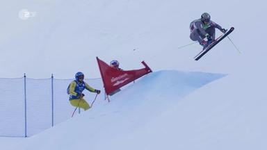 Zdf Sportextra - Skicross In Innichen Vom 22. Dezember