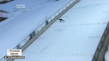 Zdf Sportextra - Der Skisprung-wettbewerb Der Frauen