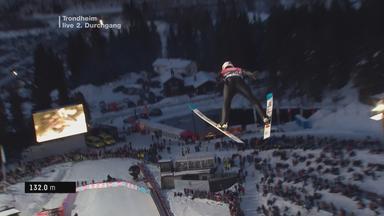 Zdf Sportextra - Wintersport Am 14. März/teil 2