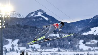 Zdf Sportextra - Vierschanzentournee: Das Auftaktspringen In Oberstorf