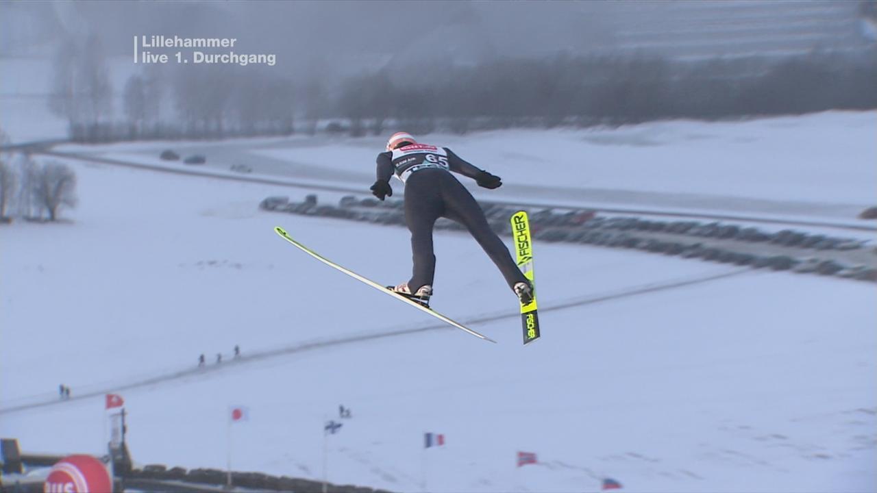 Skispringen Lillehammer 2021