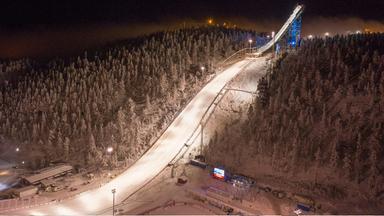 Zdf Sportextra - Skispringen In Ruka In Voller Länge