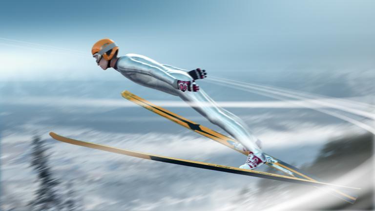 zdf skispringen