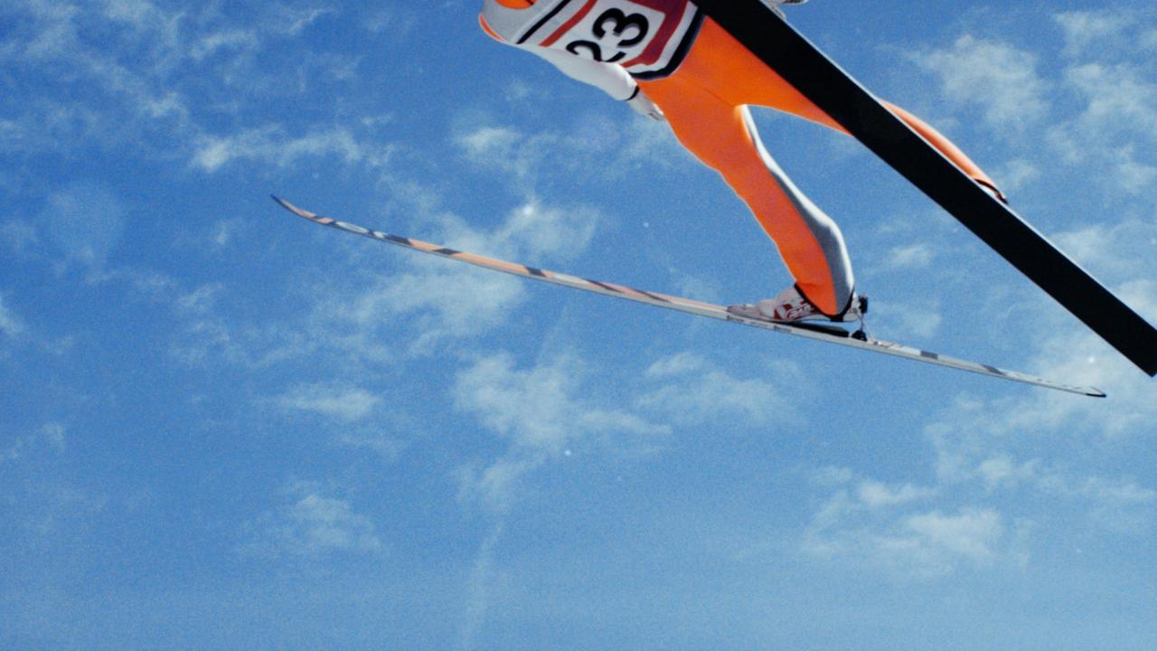 zdf sport skispringen