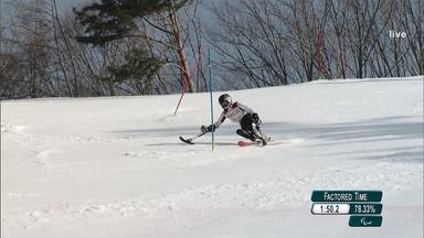 Zdf Sportextra - Paralympics Mit Ski Alpin Am 13. März Komplett