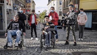 Menschen - Das Magazin - Behindert, So What!