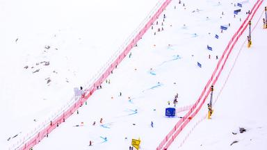 Wintersport: Biathlon, Skispringen, Ski-alpin U.v.m. - Live - Ski Alpin Am 17. Oktober 2020