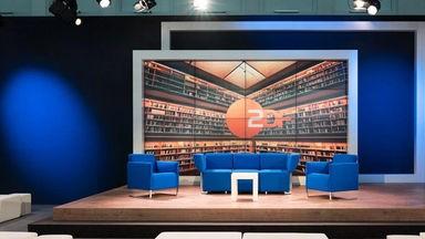Das Blaue Sofa - Die Lange Nacht Des Blauen Sofas Vom 18. Oktober 2020