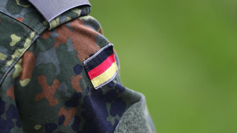 Bundeswehrsoldat unter Terrorverdacht.