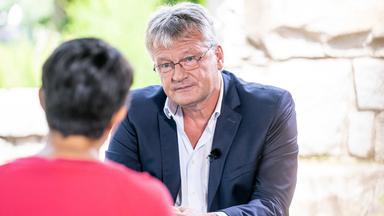 Berlin Direkt - Zdf-sommerinterview Mit Jörg Meuthen