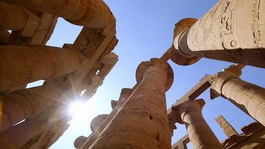 Terra X Dokumentationen Und Kurzclips - Die Sonnenstadt Der Pharaonen