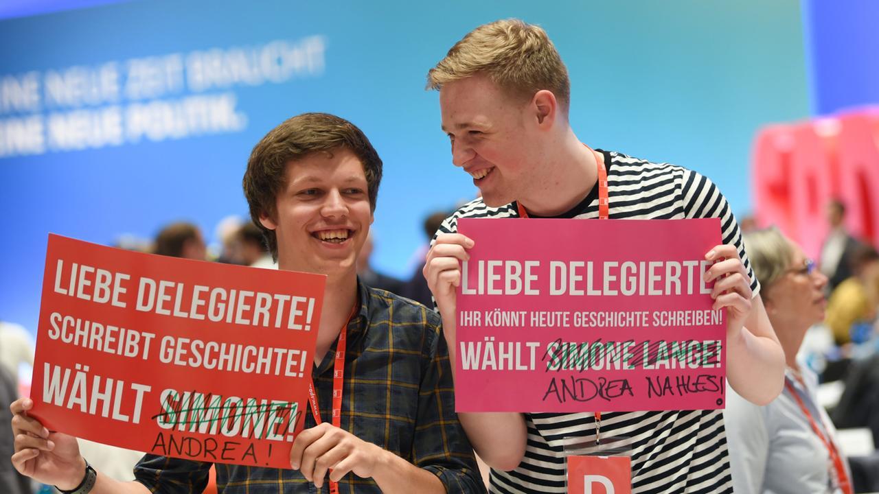 Spd Parteitag Wiesbaden