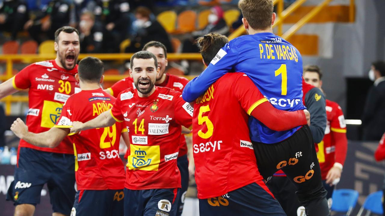 Handball Em 2021 Spanien