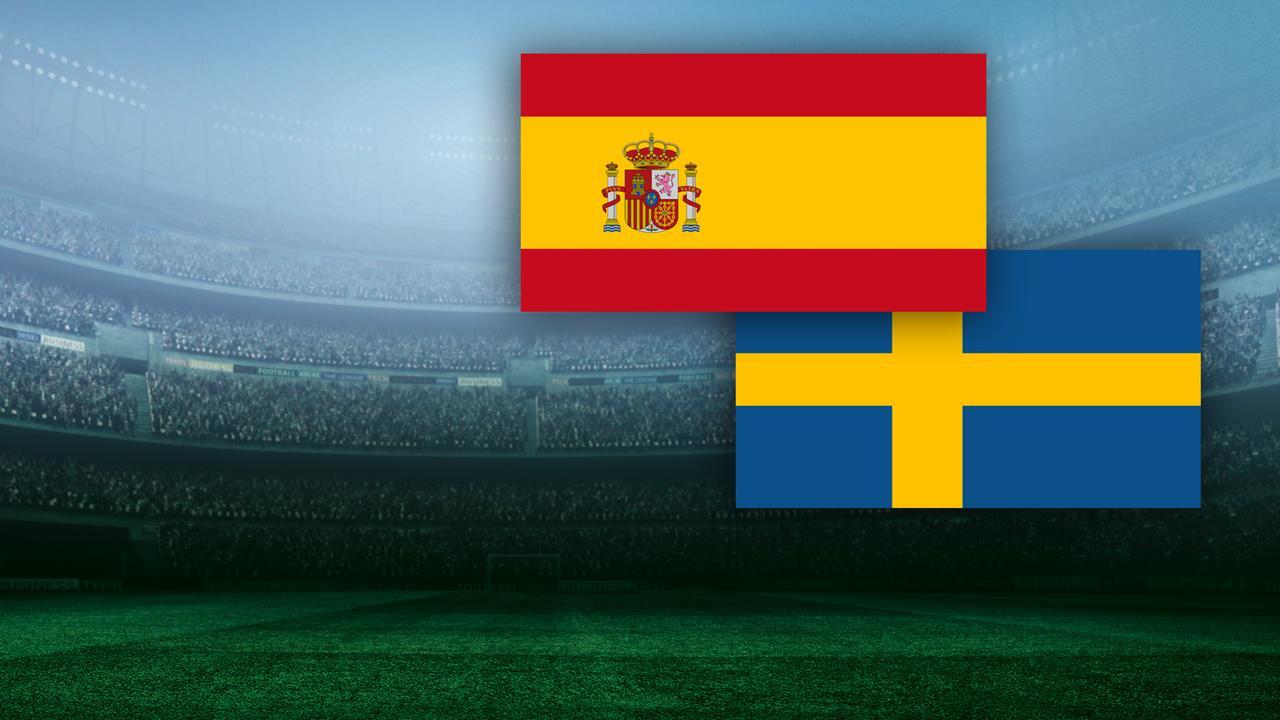 UEFA EM 2020   Gruppe E: Spanien - Schweden - live