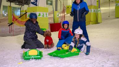 Wuffel, Der Wunderhund - Wuffel, Der Wunderhund: Spaß Im Schnee