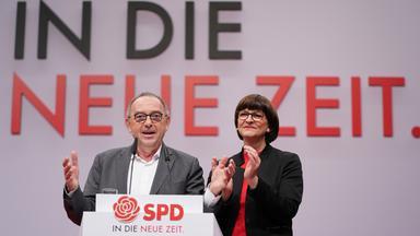 Standpunkte - Bericht Vom Parteitag Der Spd In Berlin
