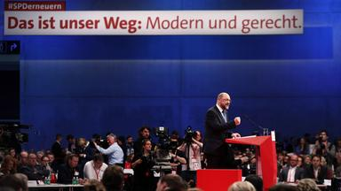Standpunkte - Zdf Standpunkte: Bericht Vom Parteitag Der Spd In Berlin