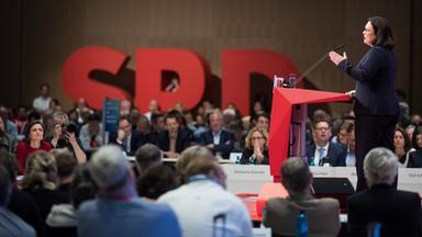 Standpunkte - Standpunkte: Bericht Vom Parteitag Der Spd In Wiesbaden
