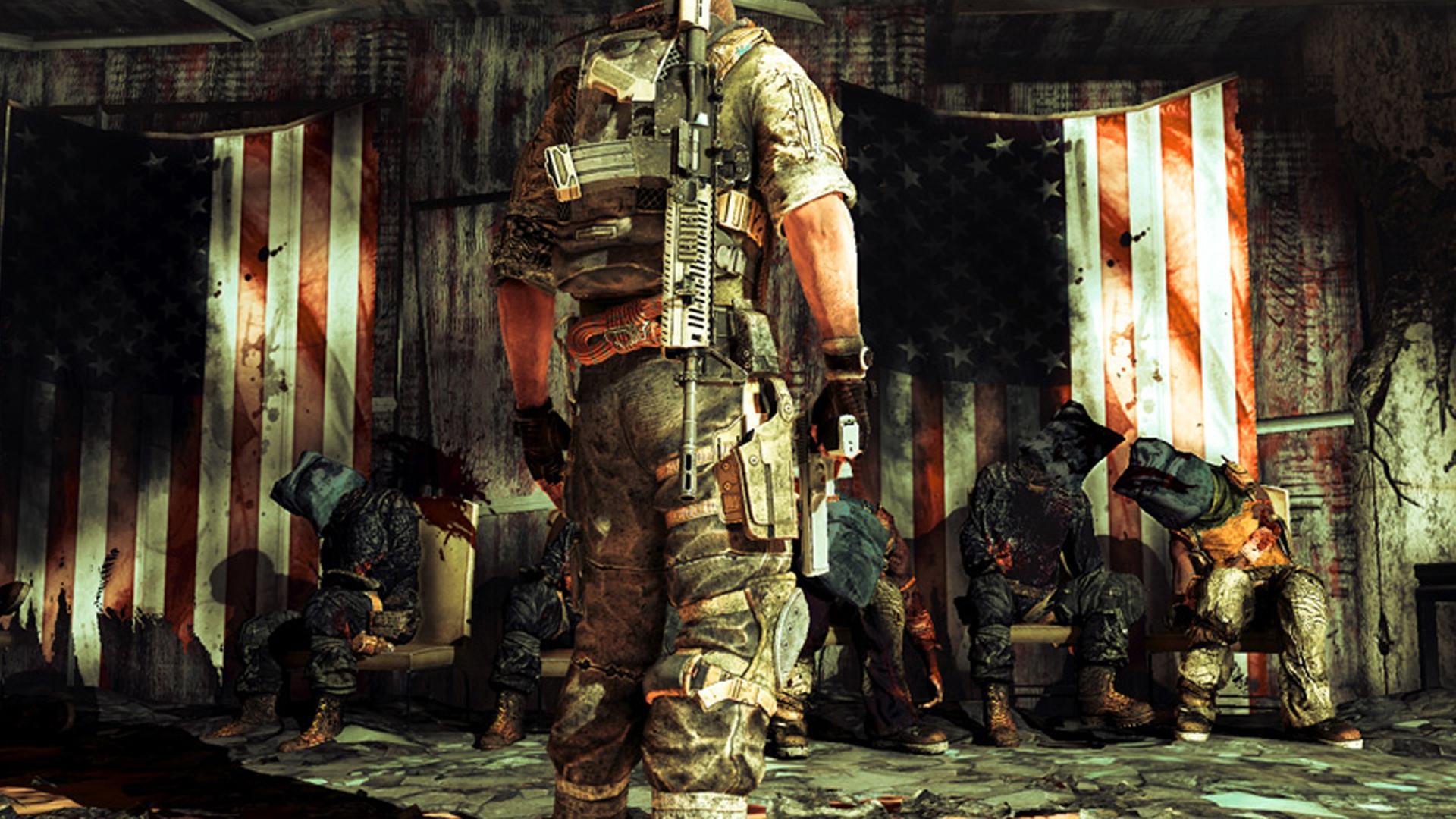 Screenshot: Spec Ops: The Line (2012)