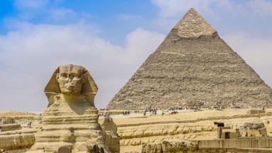 Zdfinfo - ägypten Von Oben: Das Tal Der Pyramiden