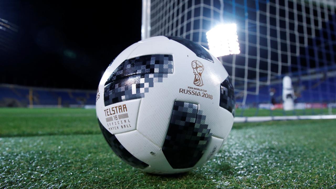 Logo Fussball Wm 2018 Quiz Zdfmediathek