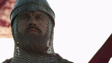 Die Schlacht von Tours und Poitiers