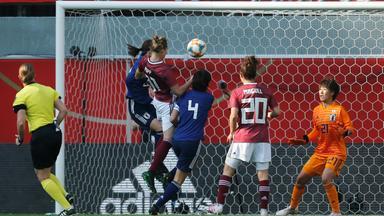 Zdf Sportextra - Frauenfußball: Deutschland - Japan
