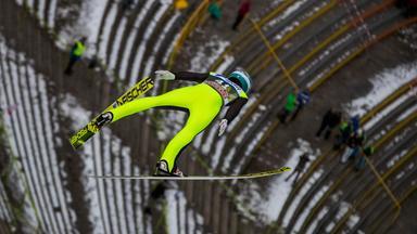 Zdf Sportextra - Skispringen - Qualifikation In Innsbruck