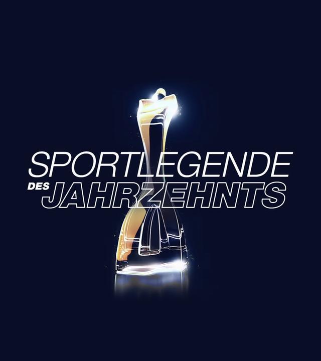 Sportlegende des Jahrzehnts - das Logo