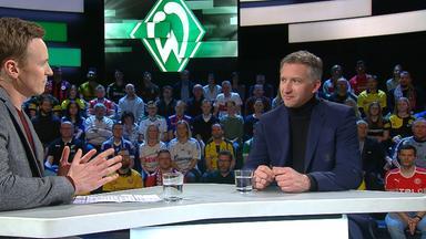 Das Aktuelle Sportstudio - Zdf - Frank Baumann Im Interview - Das Aktuelle Sporstudio Vom 7. März