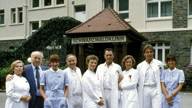 Kultserie In Zdfneo: Die Schwarzwaldklinik - Die Heimkehr (1)