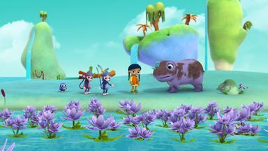 Wissper - Wispper: Ein Hippo In Der Hitze