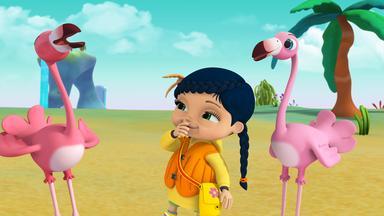 Wissper - Wissper: Flamingo-ei Vermisst