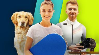 Zdftivi: Die Sportmacher - Hundesport, Schwimmen Und Eisschnelllauf