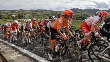 Zdf Sportextra - Straßenrad-wm In Imola Live: Straßenrennen Der Frauen