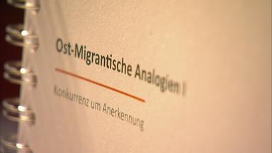 Forum Am Freitag - Muslime Und Ostdeutsche - Es Gibt Gemeinsamkeiten